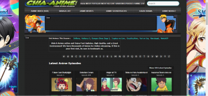free online streaming anime