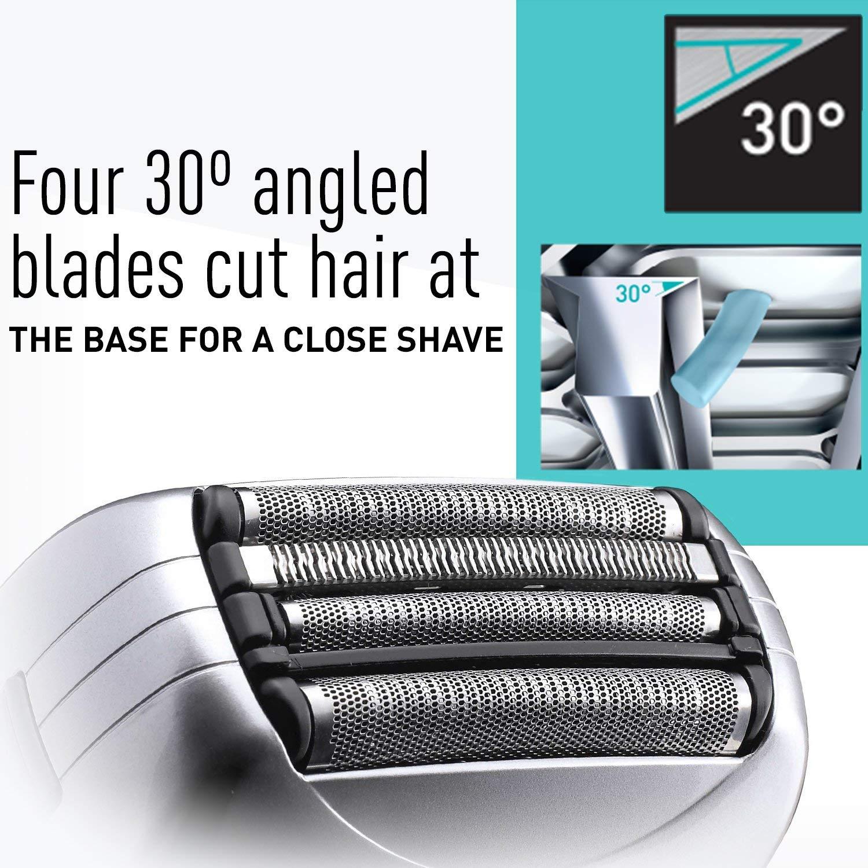 best electric shaver panasonic Arc4 blade